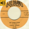 Count Sidney & His Dukes - Do Your Stuff