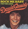 David Cassidy - Rock Me Baby