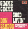 Don Fardon - Gimme Gimme Good Lovin