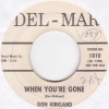 Don Kirkland - When You´re Gone