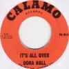 Dora Hall - It's All Over