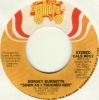 Dorsey Burnette - Soon As I Touched Her (M-)