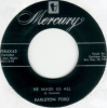 Earlston Ford - He Made Us All (VG+)