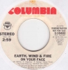 Earth, Wind & Fire - On Your Face (DJ)