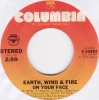 Earth, Wind & Fire - On Your Face