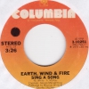 Earth Wind & Fire - Sing A Song (VG++)