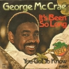 George McCrae - It´s Been So Long (M-)