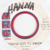 Gini Hayes - You´ve Got To Know