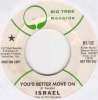Isreal - You´d Better Move On