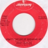 Jerry Butler - What´s The Use Of Breaking Up
