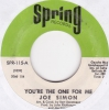 Joe Simon - You´re The One For Me