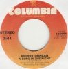 Johnny Duncan – A Song In The Night