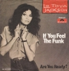 La Toya Jackson - If You Feel The Funk (VG+)