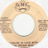 Mundo Earwood - You're In Love With The Wrong Man (VG++)