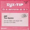 Off - Time Operator