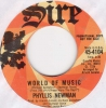 Phyllis Newman - World Of Music