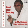 Sylvester - Can´t Stop Dancing
