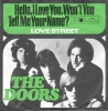 The Doors - Hello I Love You, Won´t You Tell Me Your Name