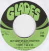 Timmy Thomas - Why Can´t We Live Together