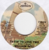William Bell - Trying To Love Two