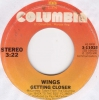 Wings - Getting Closer