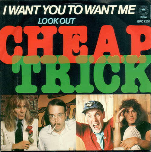 Vinyl Shop Cheap Trick I Want You To Want Me Vinyl
