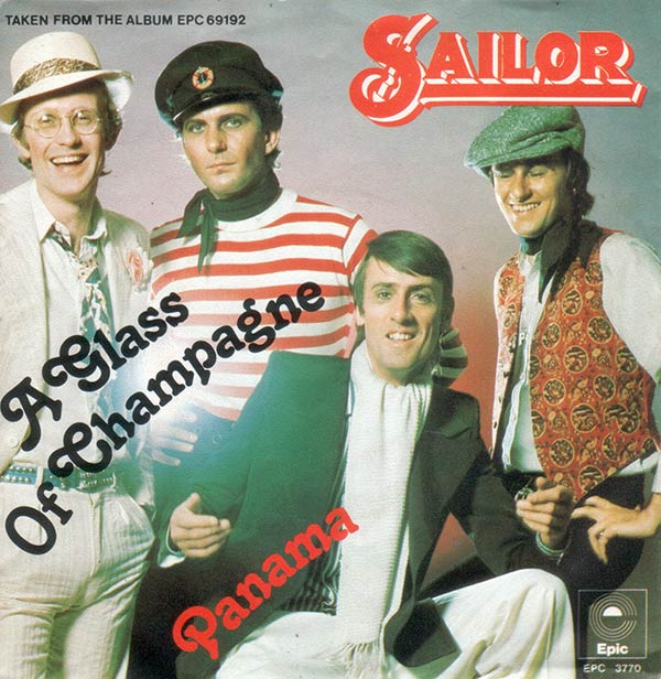 Vinyl Shop Sailor A Glass Of Champagne Nm Vinyl